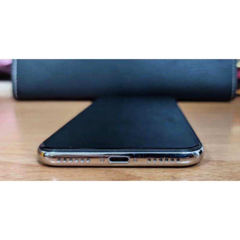 iPhone X 黑色256G 二手轉賣 中壢可面交