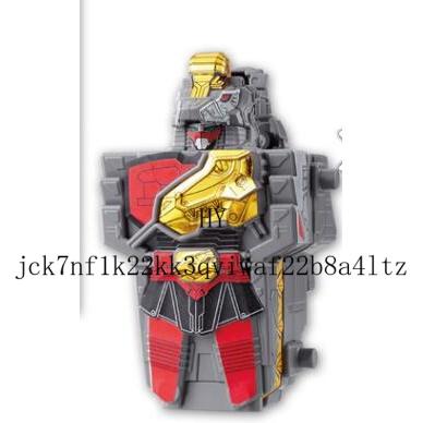 盒蛋 迷你 獸電戰隊 強龍者 合體 強龍神雷電龍巨腕龍00號龍【熱賣】