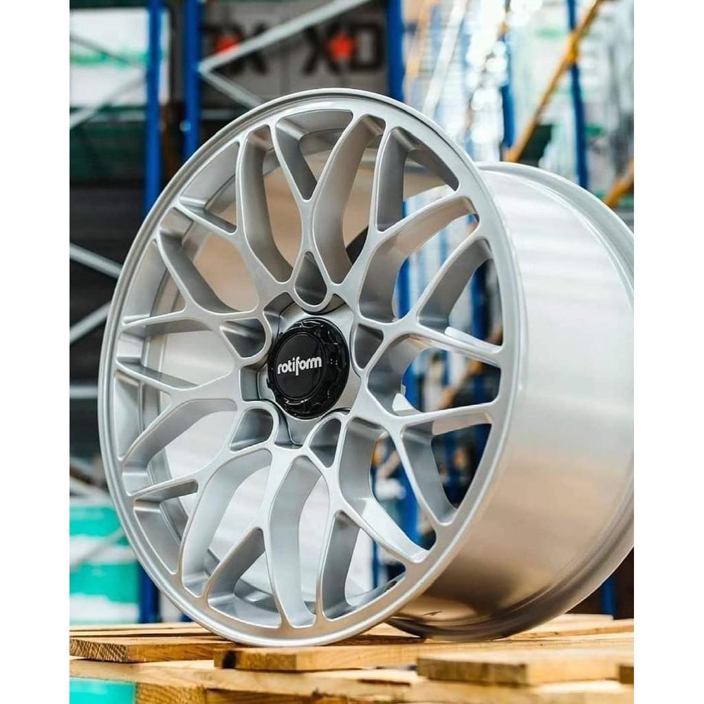 高雄人人輪胎 Rotiform SGN 19吋 20吋 鋁圈 5孔 112 114.3 120 108 前後配 客製5孔