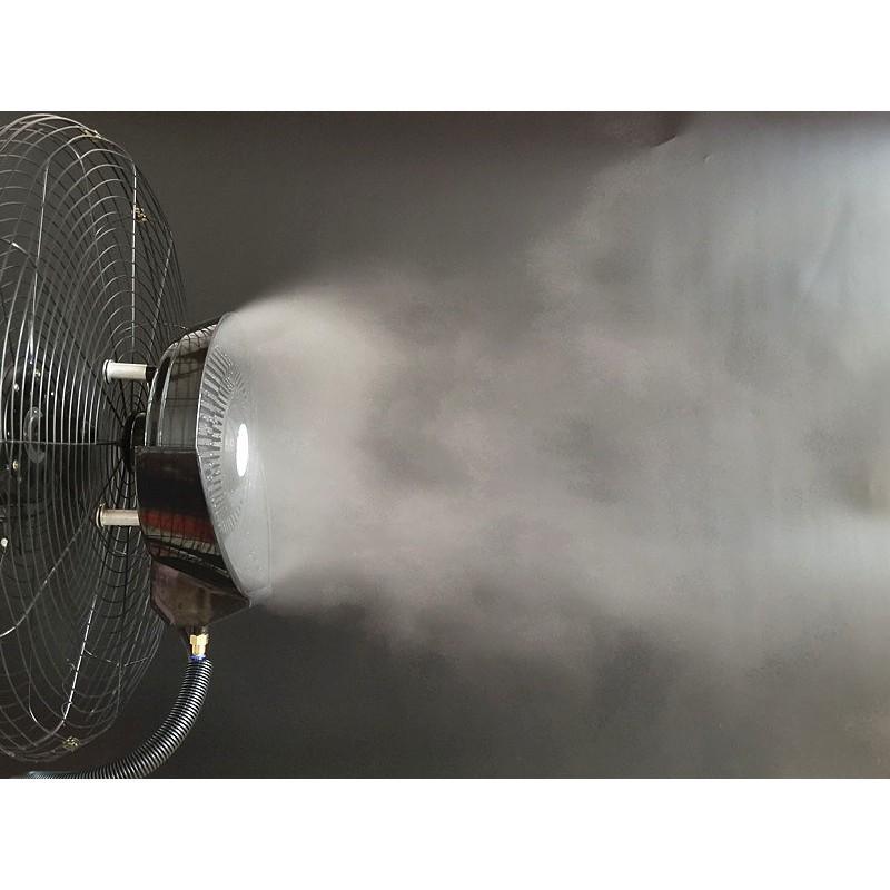 DIY加濕器噴霧盤整套噴霧系統噴霧風扇工業級霧化器霧化扇噴霧扇水冷扇冷風機