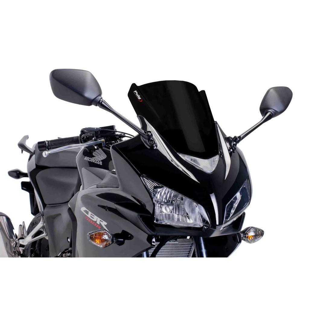 【KIRI】 PUIG HONDA CBR500R 13-15 Z-RACING SCREEN 風鏡 擋風鏡