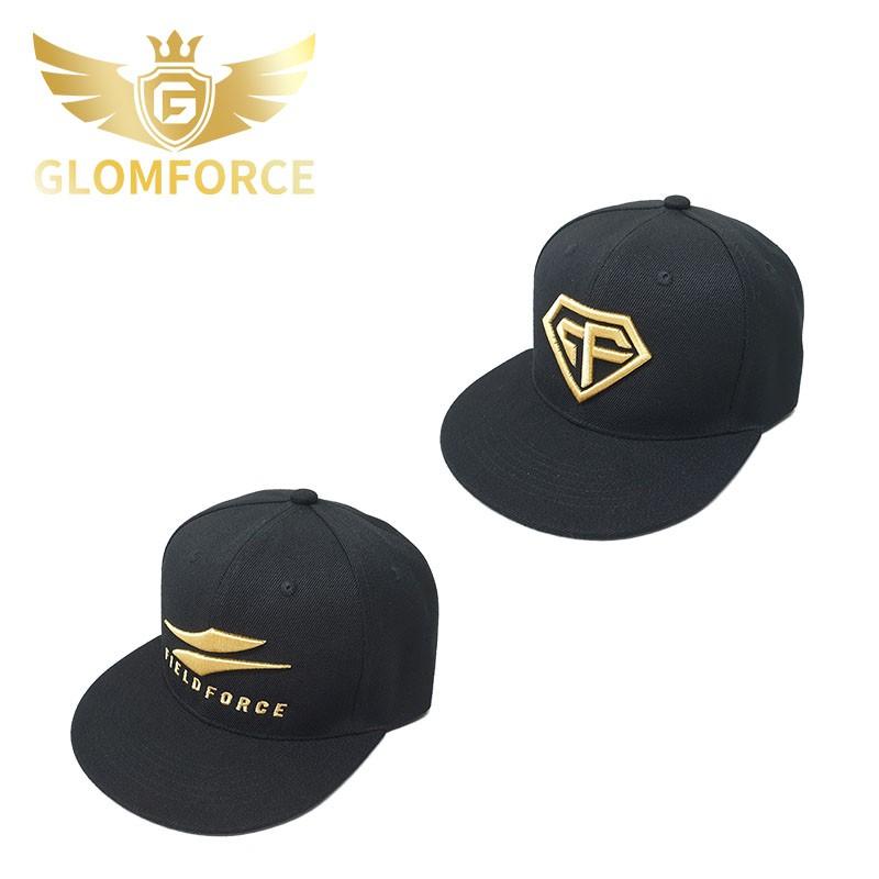 《GLOMFORCE》《FIELDFORCE》刺繡棒球帽