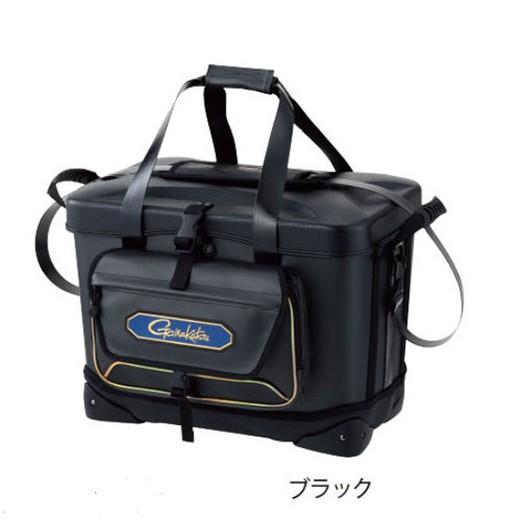 中壢鴻海釣具《gamakatsu》GB-387 32L 軟式冰箱#黑色
