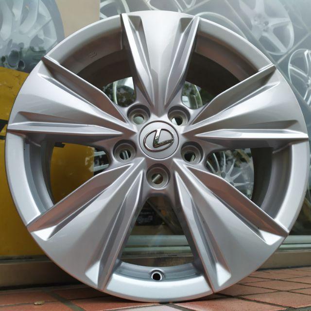 Lexus UX250h 原廠17吋鋁圈 CAMRY RAV4 CHR INNOVA GS300 LS400 5/114