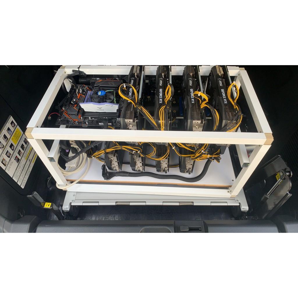 乙太 礦機  3060TI 3070  4卡至8卡 機架 整機 單卡出售 零配件 ETH BIT COIN