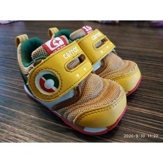 moon star月星 carrot學步鞋童鞋嬰兒鞋 尺寸13 苗栗縣