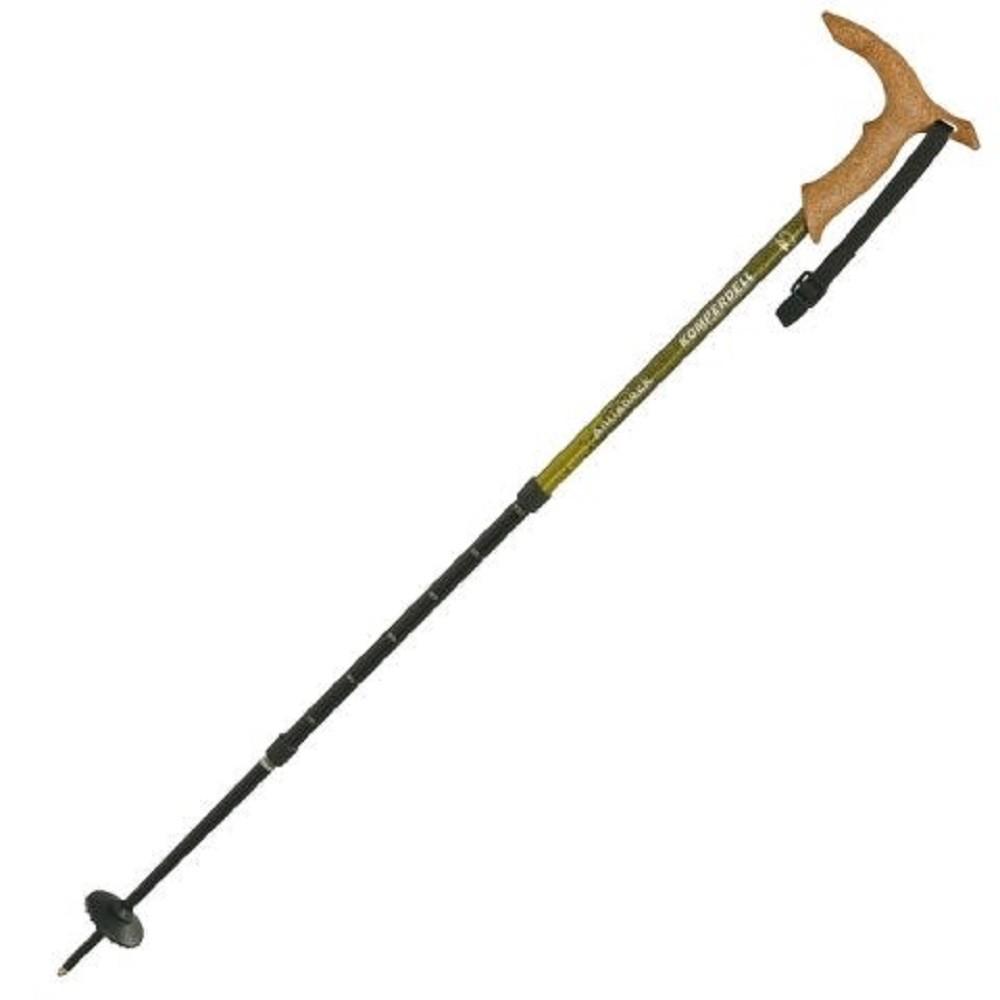 Komperdell Walker Antishock Light 鋁合金T型把避震登山杖