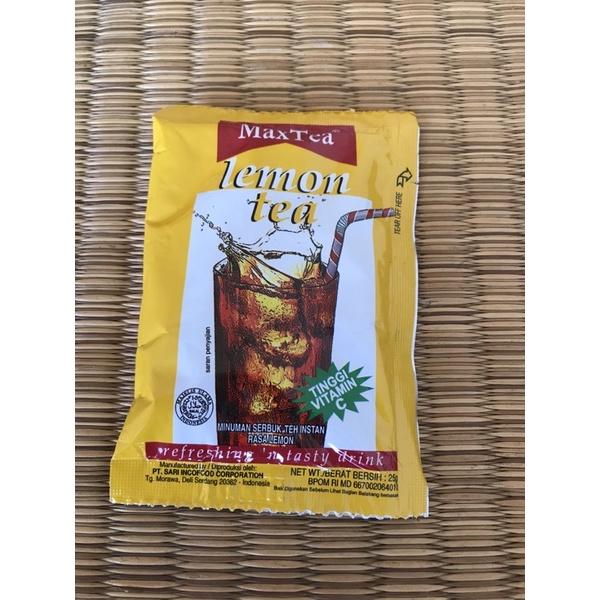 MaxTea檸檬紅茶