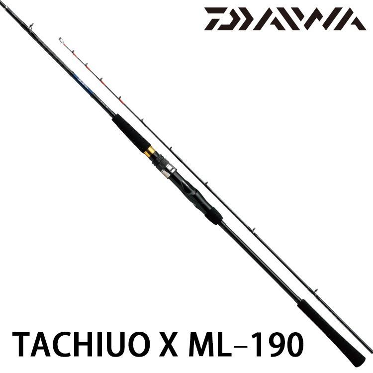 DAIWA TENYA TACHIUO X 太刀天亞竿  [漁拓釣具]