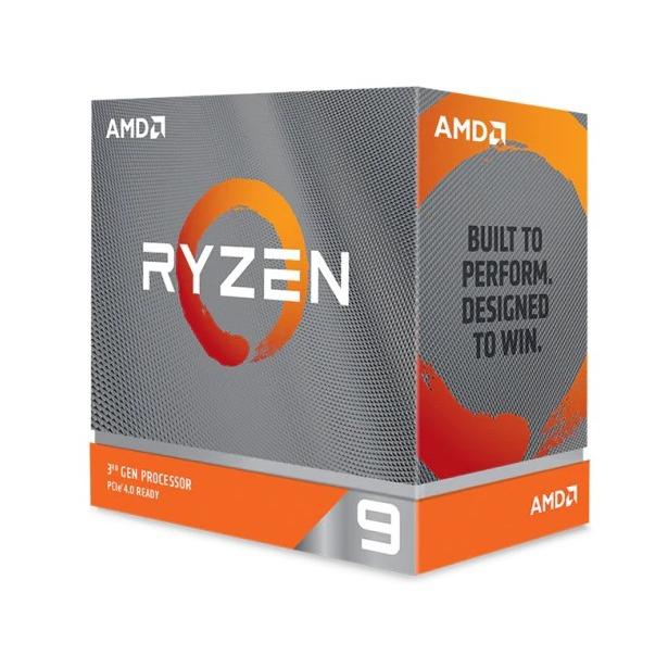 AMD Ryzen 9 3900XT AM4 CPU 無內顯 不含風扇 【每家比】