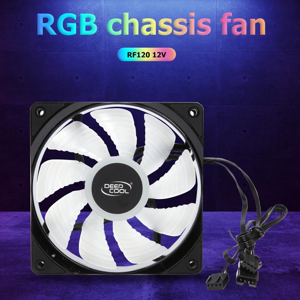 stars❤機箱風扇 RF120 12V RGB風扇