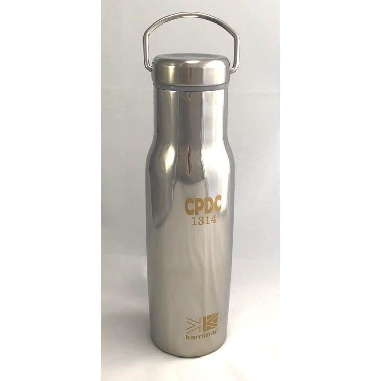 英國karrimor 真空不鏽鋼 保溫瓶 #316不鏽鋼 冰熱兩用保溫瓶 外#304內#316