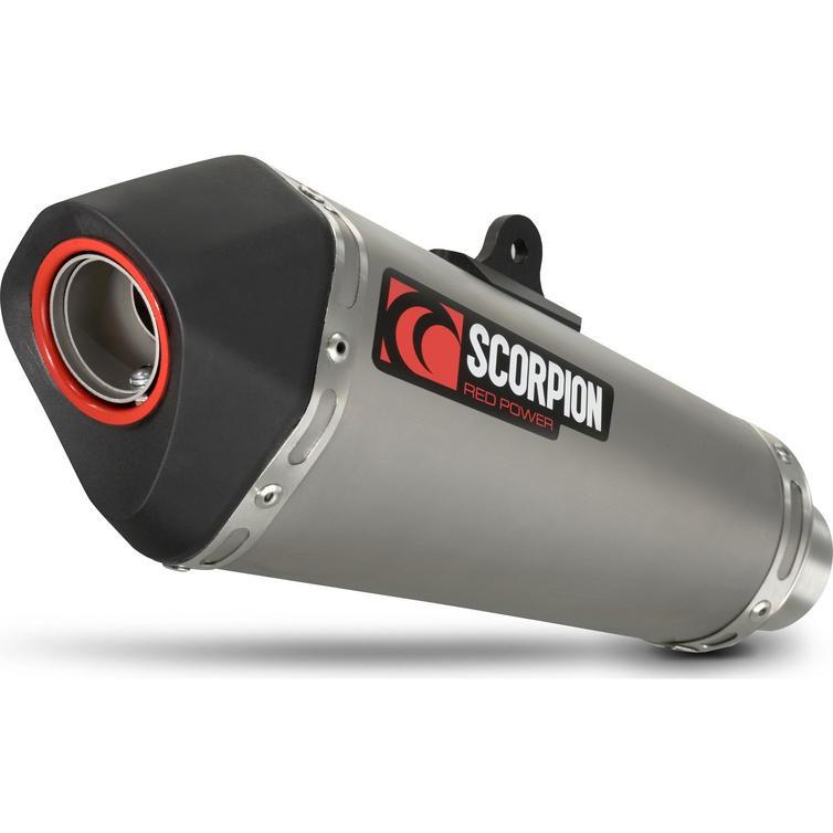 【Scorpion】2017~2018 CBR500R 六角短尾段排氣管 白鐵/碳纖維/鈦合金【預購】