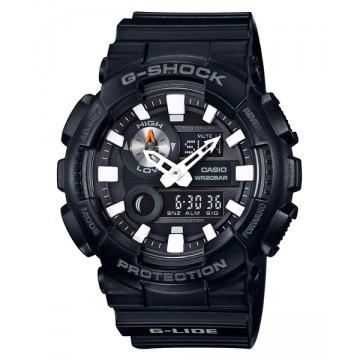 【日本代購】CASIO卡西歐G-SHOCK  潮汐月相衝 浪運動錶 GAX-100B-1  GAX-100B-1A