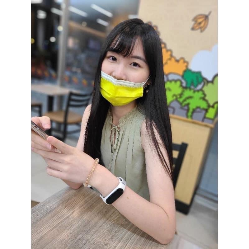 國家隊💕上好 醫療防護口罩 MD鋼印 『酪梨綠』♡♡成人