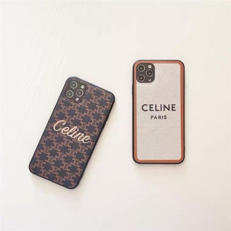 iphone Celine賽琳 復古風手機殼