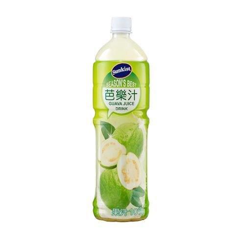 香吉士芭樂果汁飲料1250ml 【康鄰超市】