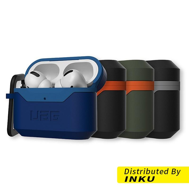 UAG AirPods Pro 耐衝擊硬式保護殼V2 邊角吸震 止滑 耐磨 硬殼 掛扣設計 兩件式 無線充電 [現貨]