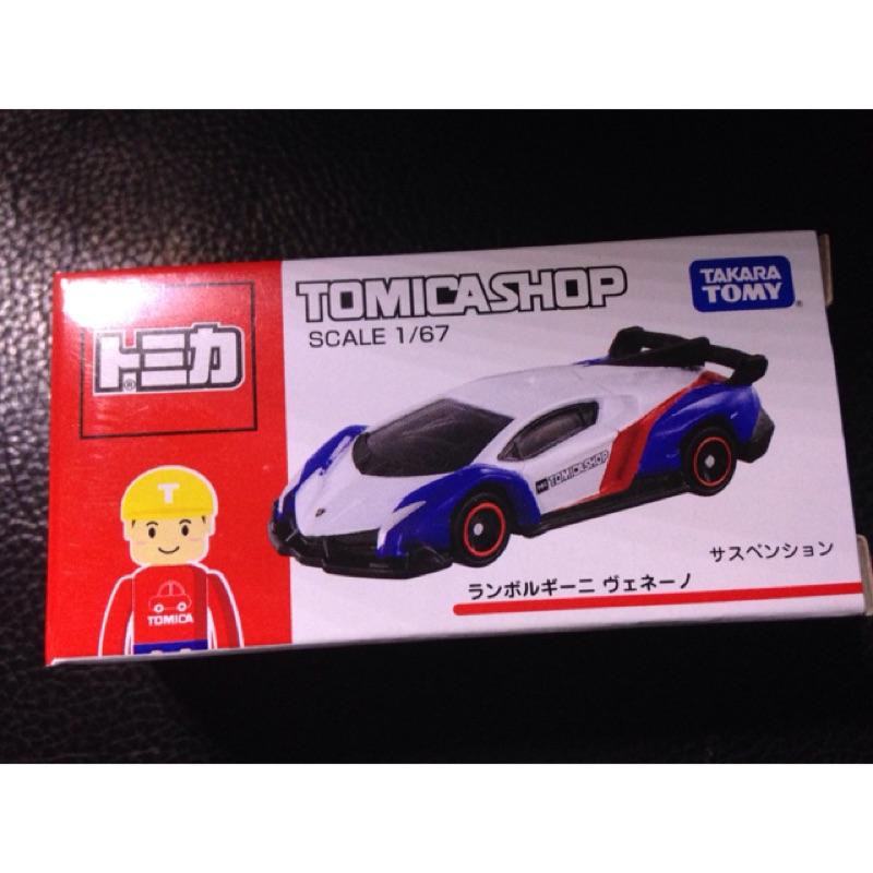 tomica shop限定 藍寶堅尼 阿斯拉 Veneno 牛魔王