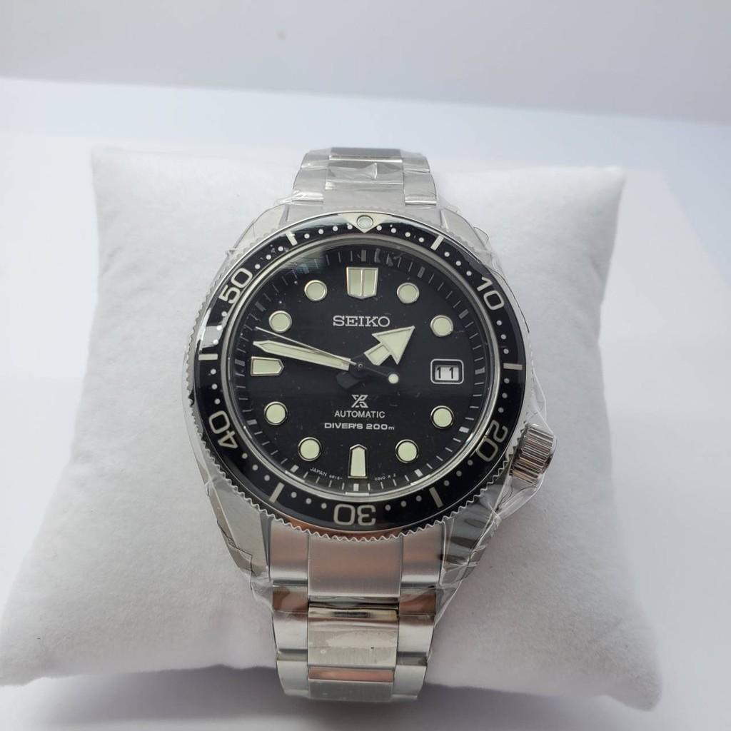 SEIKO 精工 PROSPEX DIVER潛水機械錶  6R15-04G0D ( SPB077J1)麗寶錶樂園
