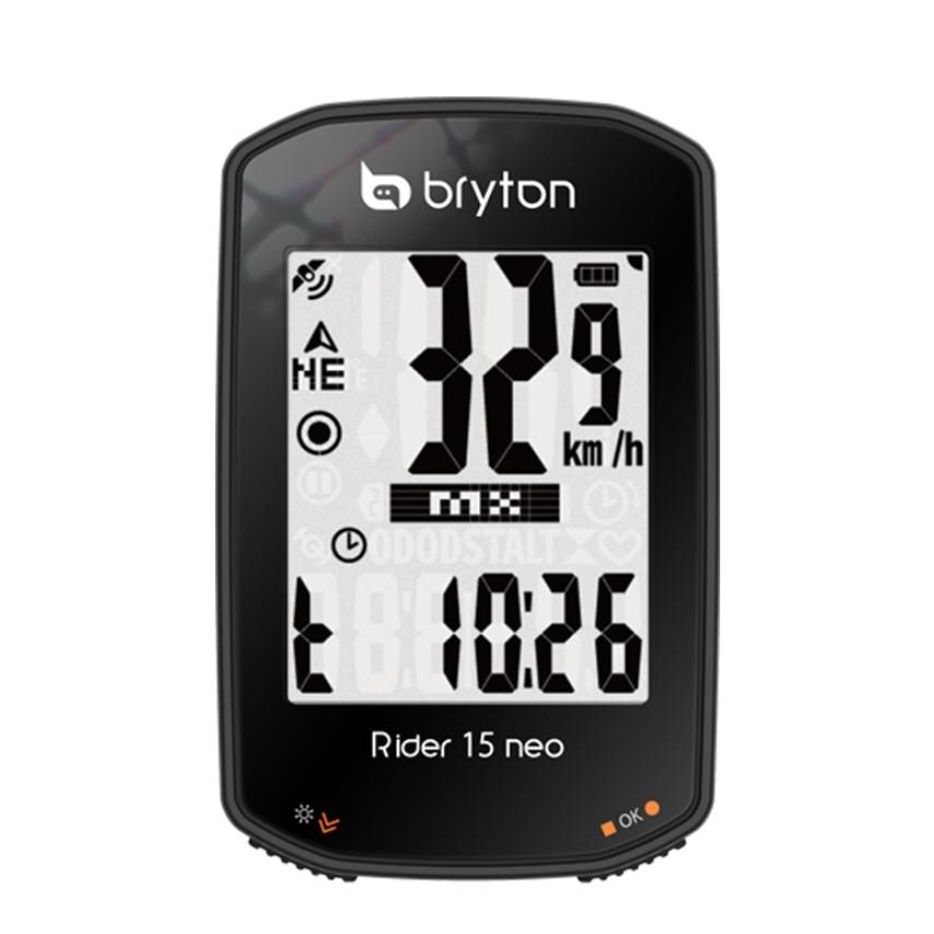 全新 Bryton Rider 15neoE / 320E / 420E / 750E GPS自行車智慧訓練記錄器