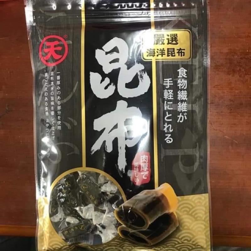 日本昆布糖、海苔零食