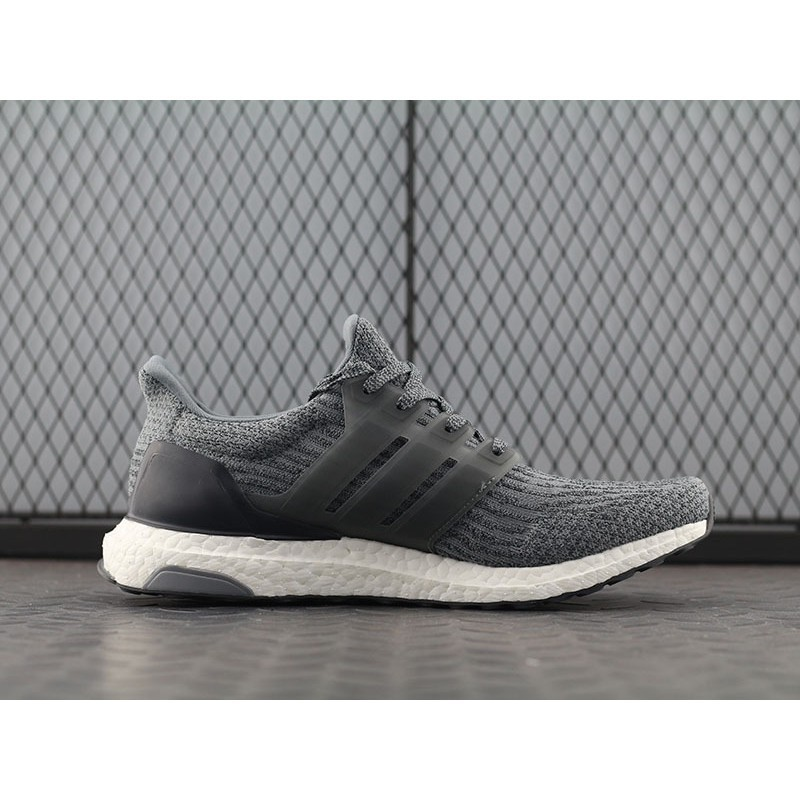 factory price 1d6fc 31bae Adidas Ultra Boost 3.0 深灰色 男女鞋 BA8849 36-44
