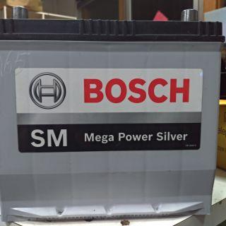 博世 BOSCH SM 90D23L S 75AH 鍛造極板 銀合金 大容量 長壽命 55D23L 75D23L加強版 新竹縣