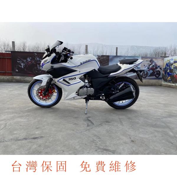車之家❤二手摩托車跑車整車小忍者250CC地平線雙缸川崎重型機車趴賽街車 Tt91