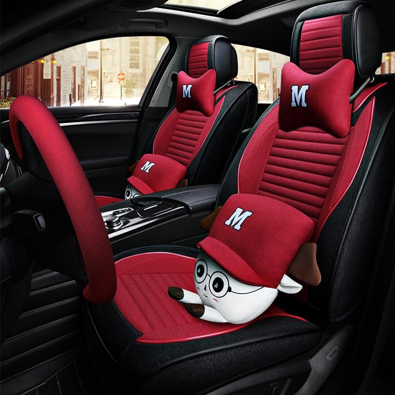 【TOYOTA】wish/Altis/Camry/Vios/March/sienta車款可用汽車座椅套超耐皮革坐墊椅套