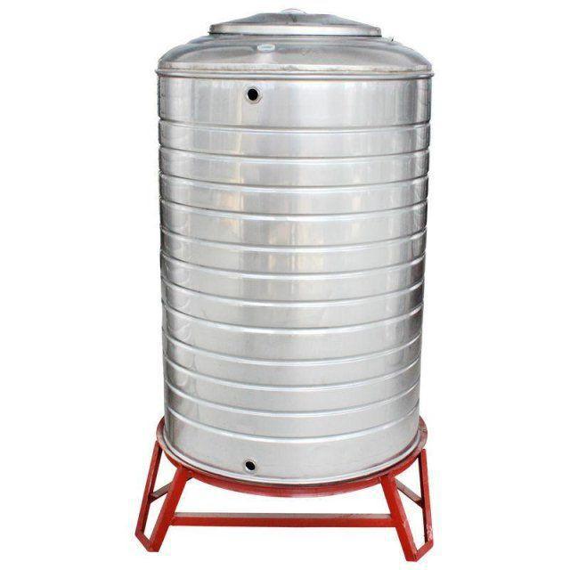 304不銹鋼水箱儲水桶立式加厚水塔家用太陽能樓頂蓄水儲水罐酒罐