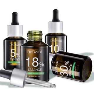 Dr.Douxi 朵璽 杏仁酸精華液5%/ 10%/ 18%/ 30% 30ml 果酸煥膚 毛孔粗大 高雄市