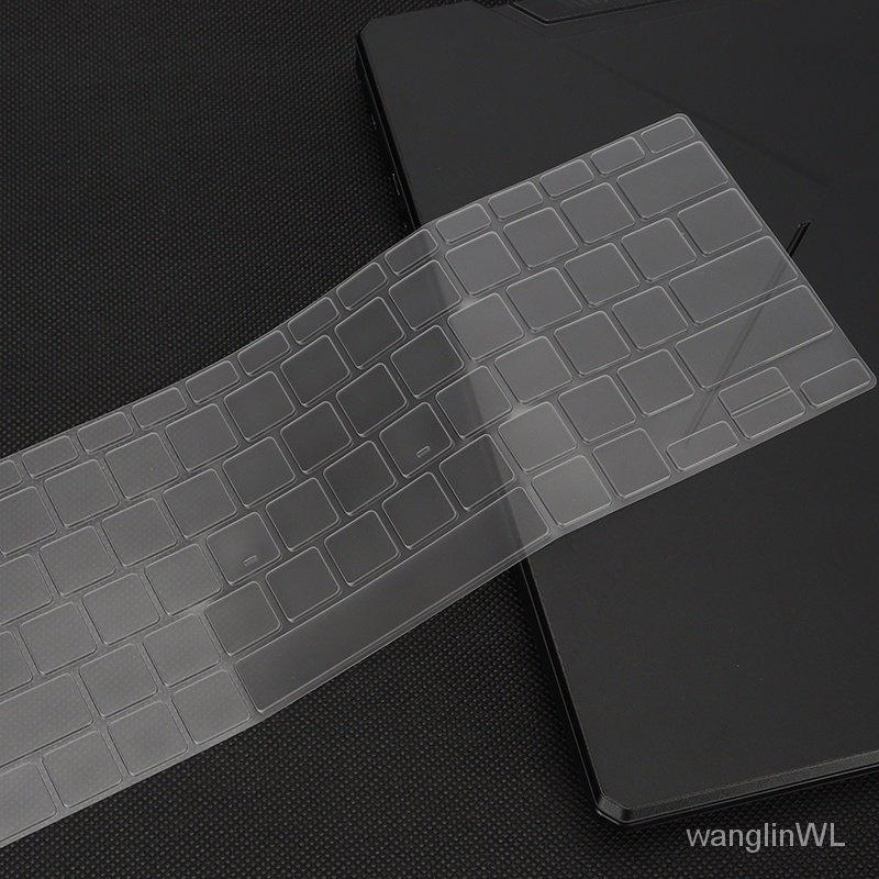 滿額免運 華碩無畏Pro14鍵盤膜2021款M3400標壓銳龍版無畏14pro鍵盤膜防塵套墊屏幕保護貼膜配件 快速出貨