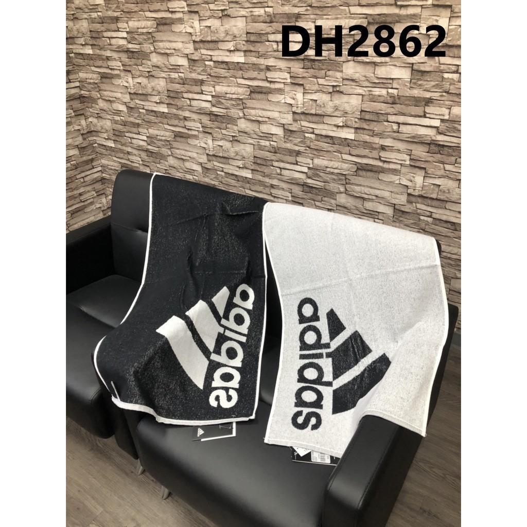 現貨專櫃正品 台灣專櫃購買 Adidas TOWEL 愛迪達 運動毛巾 小浴巾雙面 DH2860