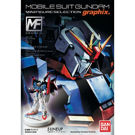 MFS graphix 1代 單售 Z鋼彈 The-O 沙漠鋼彈 bandai 鋼彈 Gundam