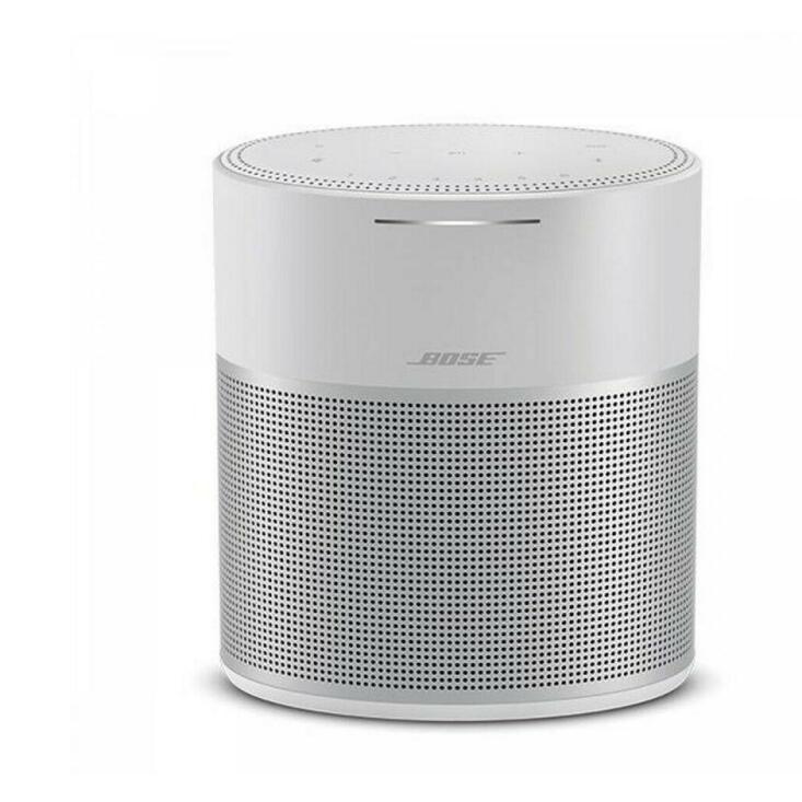 全新Bose Home Speaker 300 家庭藍牙智慧音箱 360度環繞立體聲藍牙音響黑色 銀色
