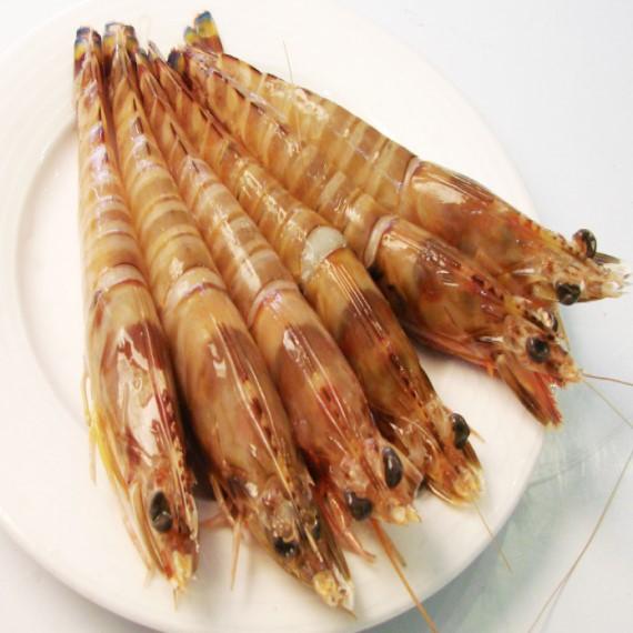 【漁爸fish8】深海巨無霸大明蝦(6P/盒)
