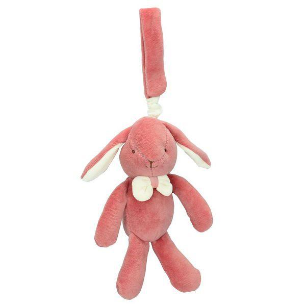 【麗兒采家】美國 miYim 推車吊掛娃娃~兔子