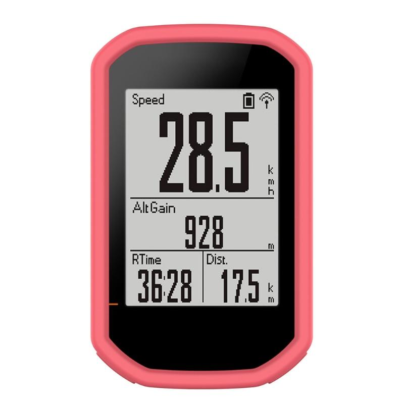 WU KOK 適用於 Bryton Rider 430 320 GPS 的矽膠保護套保護套防震