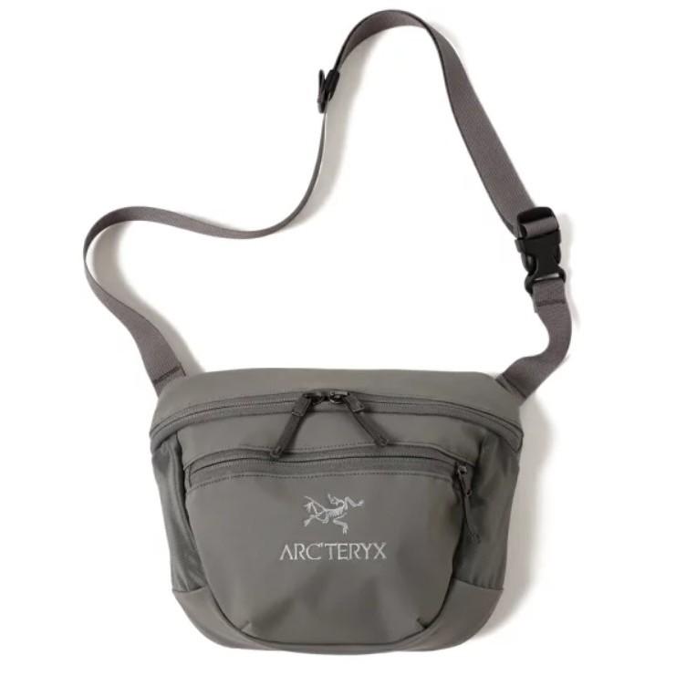 ARC'TERYX BEAMS Arro Waistpack  戶外 斜背包 腰包