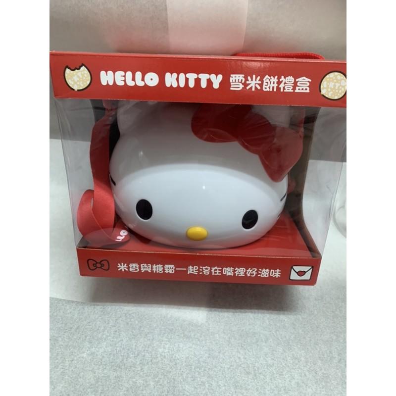 Hello Kitty 85度C雪米餅禮盒