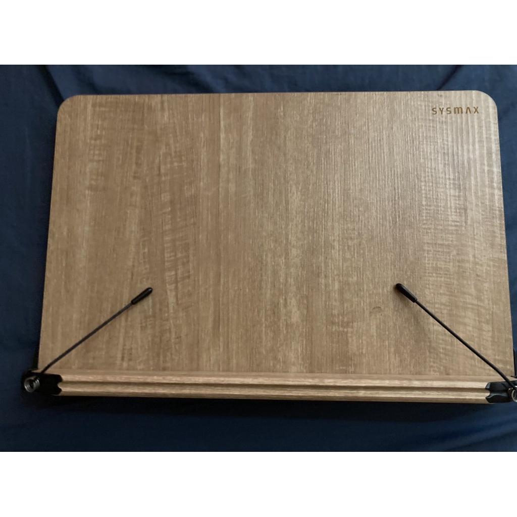 SYSMAX 13段可調式高級木質多功能 看書架/居家辦公(size: L)