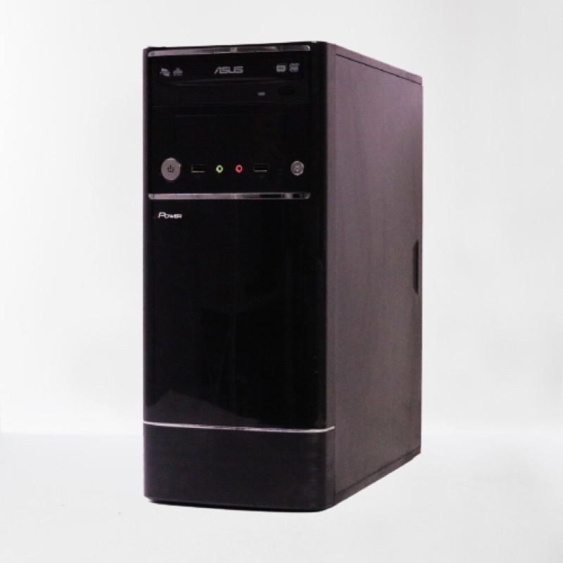 中古桌機 PC Intel Pentium G2130 4G 1TB 400W