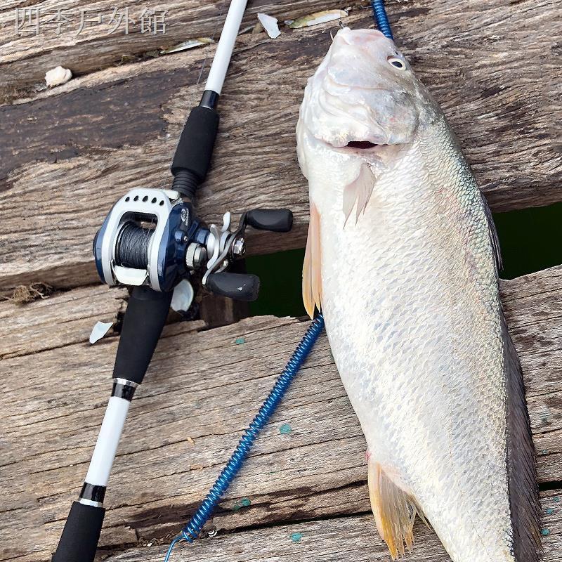 ㍿路亞竿套裝海桿拋竿海竿水滴輪遠投翹嘴專用釣魚竿全套五大品牌11