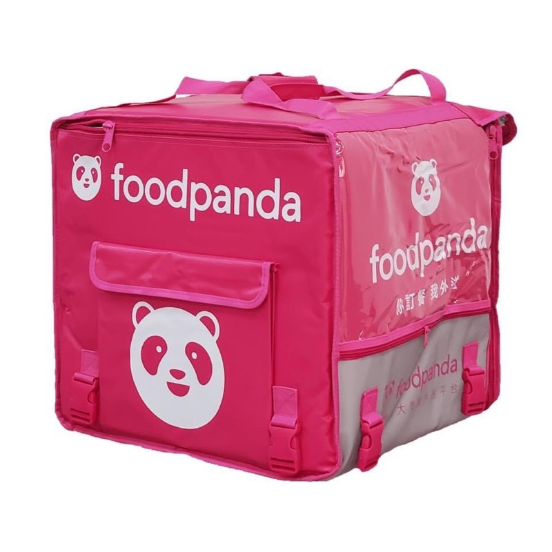 熊貓 foodpanda保溫箱(大箱/小箱)六格八格免運