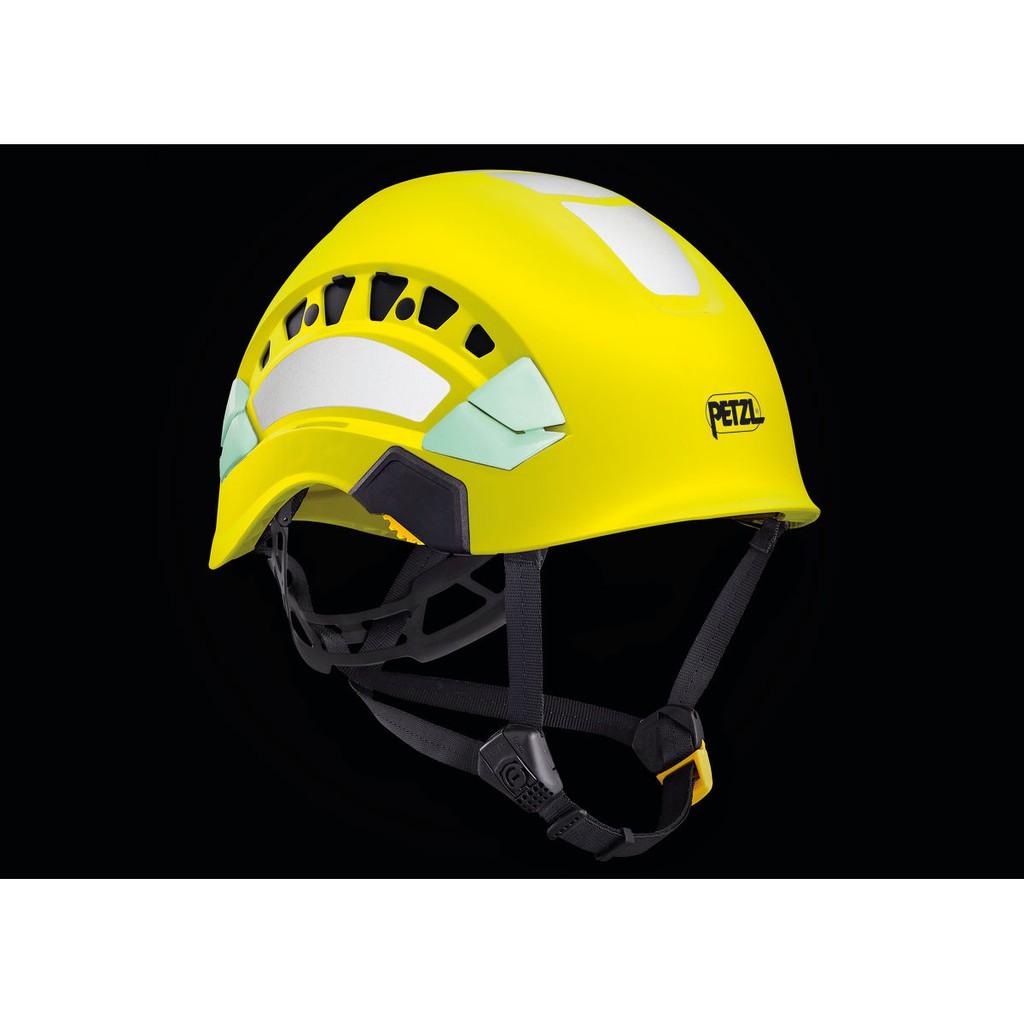 伊凱文戶外PETZL 反光安全頭盔(透氣型) VERTEX VENT HI-VIZ 兩色可選 安全帽 岩盔 認證安全帽