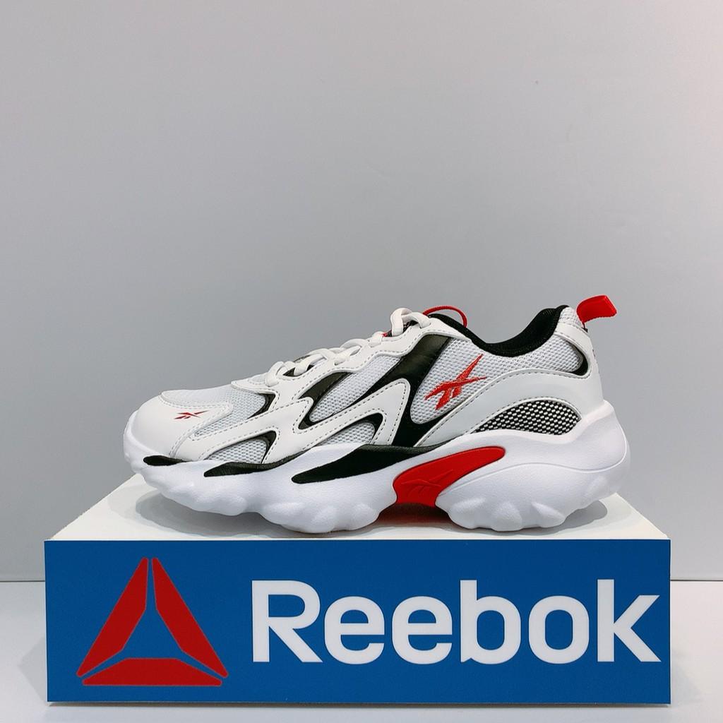 REEBOK DMX SERIES 1000 男女款 白色 透氣 舒適 運動 慢跑鞋 DV8748