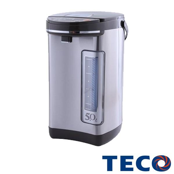 #現貨免運# YD5016CB TECO東元 5公升 三段溫控熱水瓶 自動斷電空燒保護