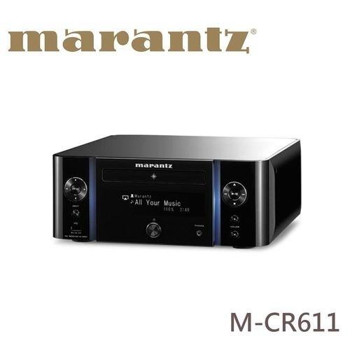 Marantz 馬蘭士 M-CR611 網路CD收音擴大機 藍牙+Wi-Fi無線 MCR611 (福利品)
