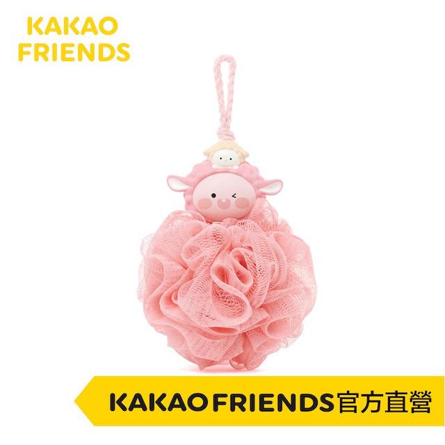 KAKAO FRIENDS Lovely Apeach 系列 桃子沐浴球 眨眼
